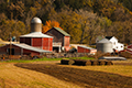 View Round Barn and Farm
